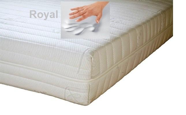 Matras Pocketvering Traagschuim : Pocketvering zone nasa traagschuim matrassen matrassen