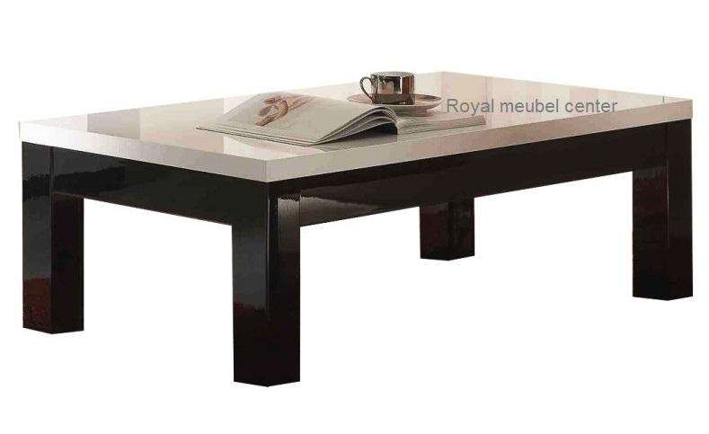 ... Woonseries > Woonkamer meubel Hoogglans zwart wit italiaanse forever 2