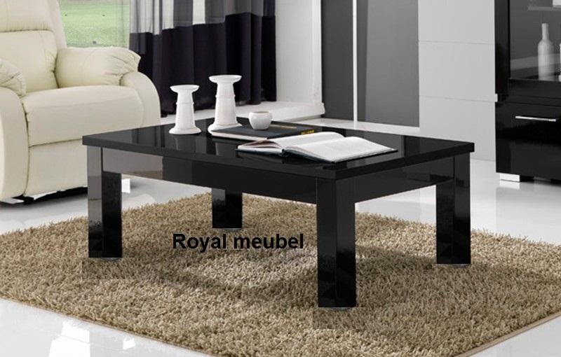 ... & Woonseries > Woonkamer meubel Hoogglans zwart italiaanse forever 2