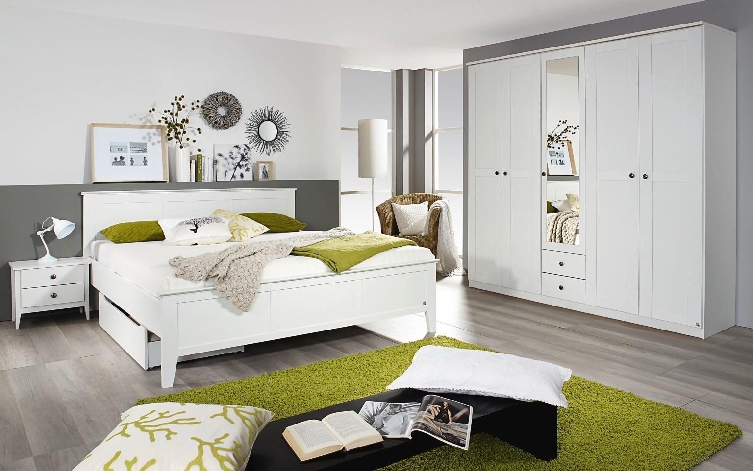 Deuren Voor Slaapkamer.Slaapkamer Complete Set Swiss Wit Spiegel Modern Slaapkamers
